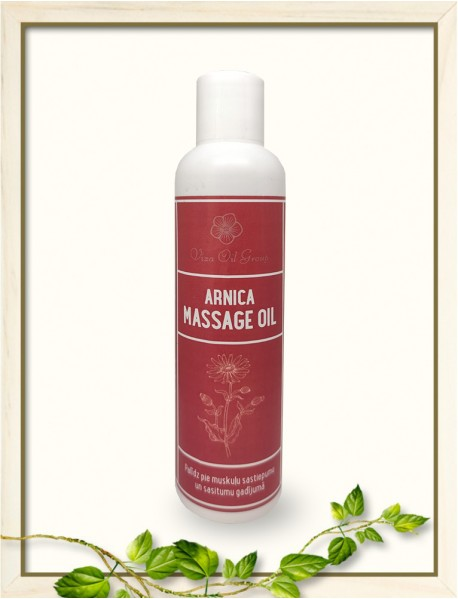 Massage oil ARNIKA 200ml