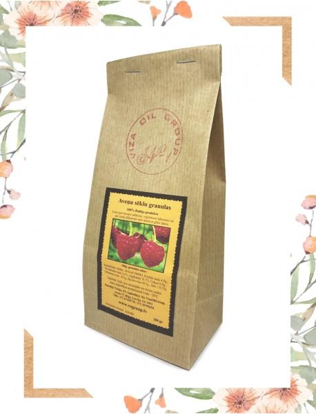 Raspberry seed flour. Protein.