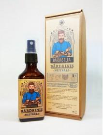 """Beard oil """"Bārdainis Neitrāls"""""""