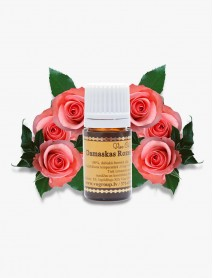 Rose Damascus essential Oil