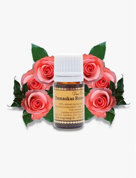 Rose Damascus essential Oil