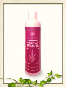 Massage oil /SENSUAL MASSAGE OIL /200ml