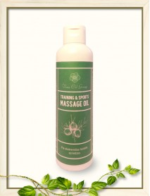 Masage oil / Sports massage oil / 200ml