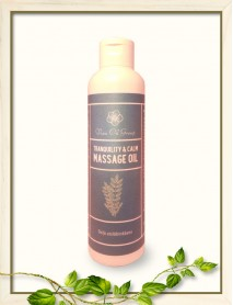 Massage oil  /Tranquility Oil / 200ml